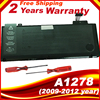 "A1322 battery For APPLE MacBook Pro 13 "" A1278 MC700 MC374 Mid 2009 2010 2011 2012  year laptop"