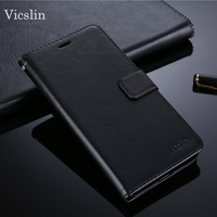 Wholesale 10pcs VICSLIN Case For Xiaomi Redmi 1S Case High Quality Leather Flip Case For Xiaomi