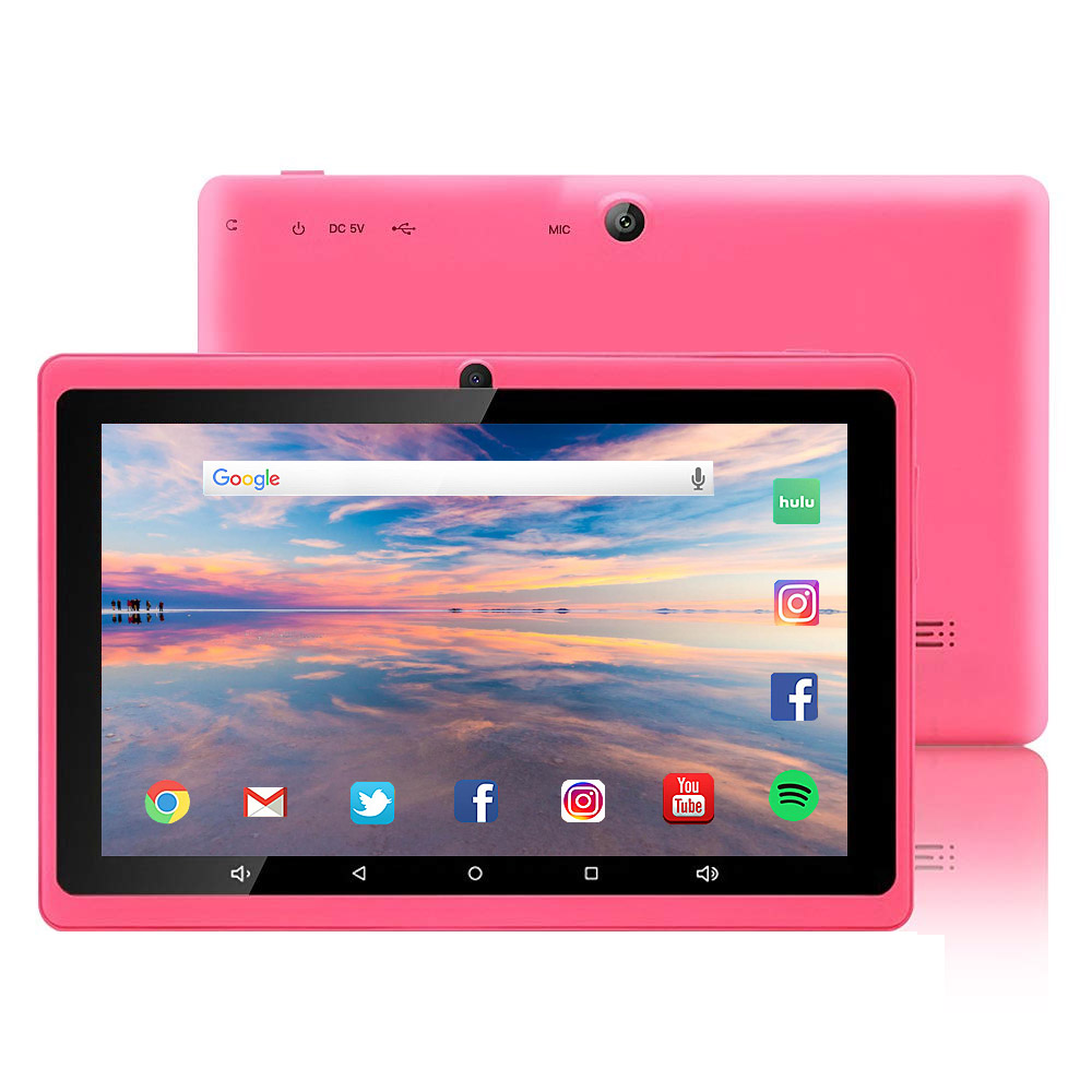 New 7 inch Original Design Android 8 0 Quad Core 1G 8G Android Tablet pc WiFi Bluetooth GPS IPS Tablets in Tablets from Computer Office
