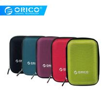 ORICO PHD-25 2.5 inch Portable External Hard Drive Protection Bag Dual Buffer Layer HDD Protector Case- Black