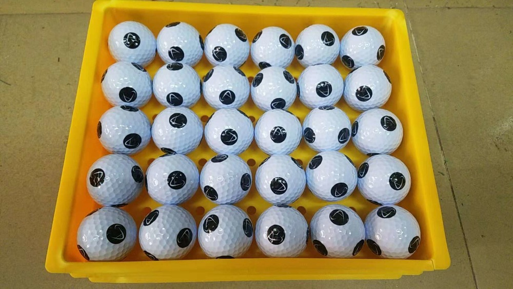 Image 3 - top quality two pieces golf ball free shipping-in Golf Balls from Sports & Entertainment