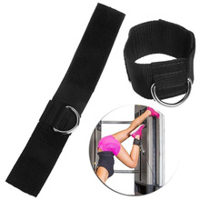 Outdoor Sport Foot Support Protector Fitness Resistance Bands Ankle Straps Ankle Cuffs For Leg Gym Workout