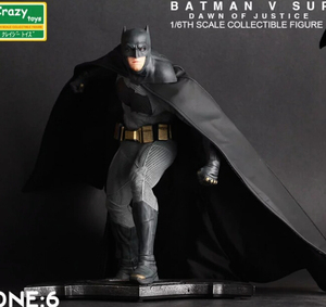 Лидер продаж, новинка, 25 см Лига Справедливости, Бэтмен против Супермена: Рассвет Справедливости, фигурка, игрушка коллекционеров, рождеств...