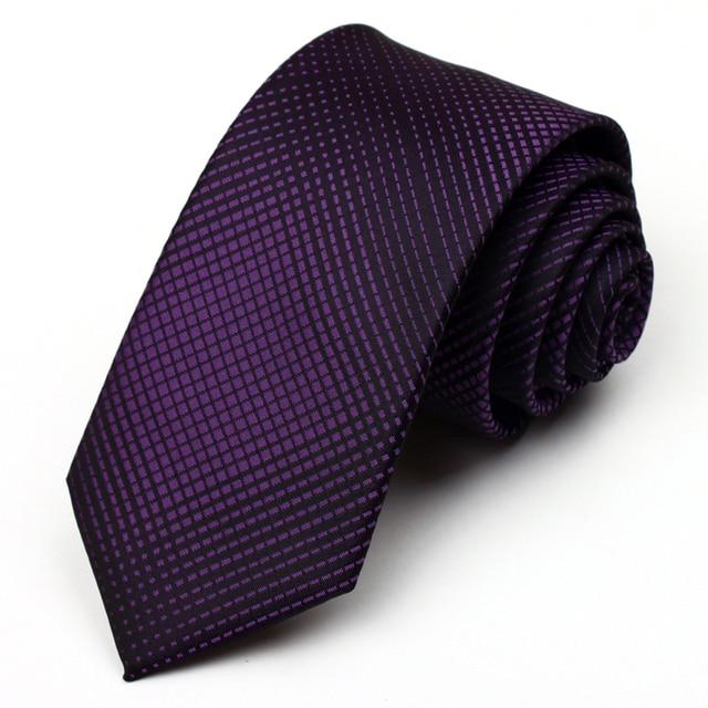 VENTA de Alta Calidad Corbatas Nano de Fibra de Los Hombres Lazo Lazos De Moda Para Hombre Gradiente de negro y Gris 7 cm Corbata para Los Hombres Caja de Regalo Libre entrega