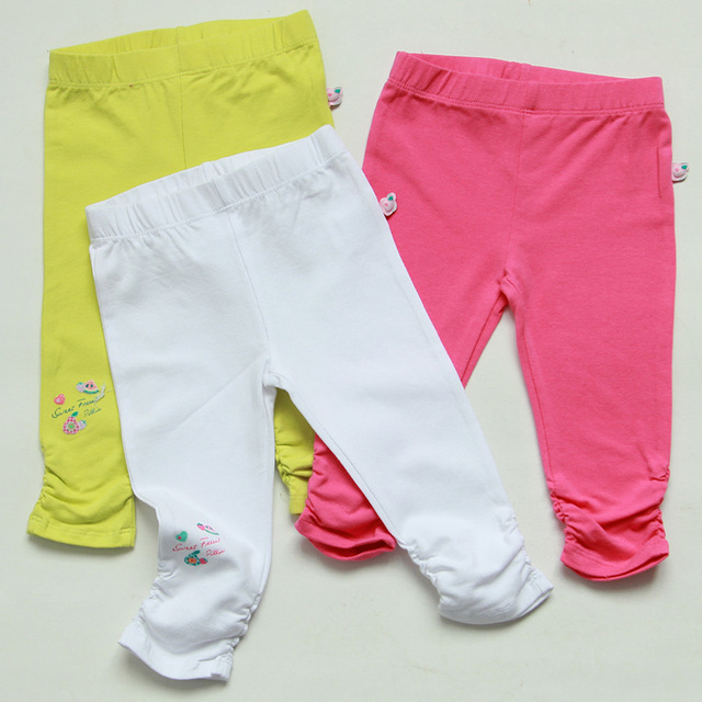 46328efe1 Baby girls pants sping   autumn fashion cotton baby infant leggings ...