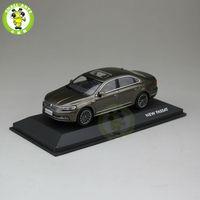 1 43 Scale VW Volkswagen New Passat Diecast Car Model Toys Brown