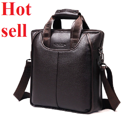 New 2014 fashion leather men shoulder bags f8475629deda3