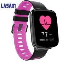 Модные спортивные Смарт-часы IP68 водонепроницаемый MTK2502 Bluetooth 4.0 Смарт-часы Поддержка ШАГОМЕР Сердце ratetest для Iphone, Android