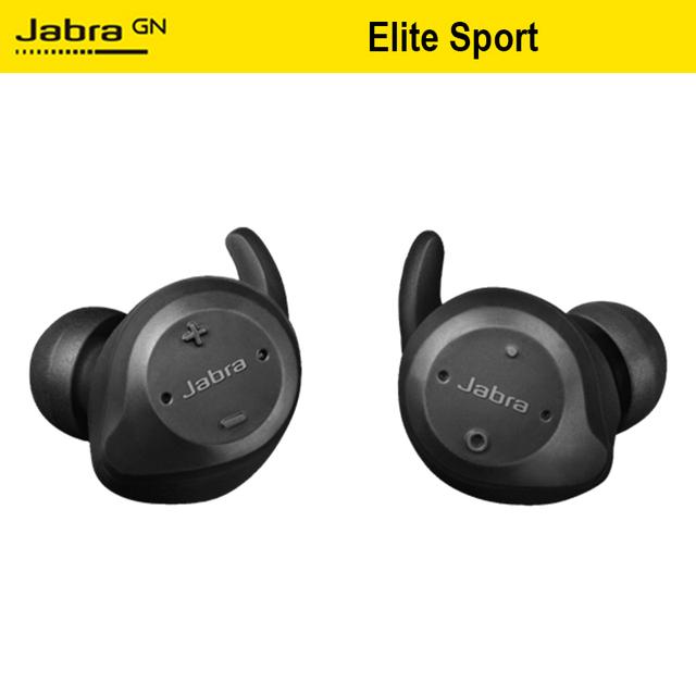 Jabra Elite Sport Advanced Smart True Wireless Bluetooth Sport Earbuds Earphone Noise Cancellation Waterproof For iPhone Android