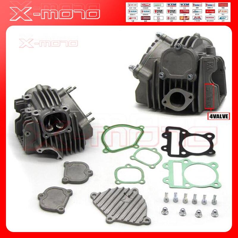 YX150 YX160 4 soupapes moteur Kit de culasse pièces pour chinois GPX YX 150cc 160cc Dirt Trail Pit Bike Mini Motocross