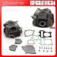 Yx150 yx160 4 Клапаны Двигатели для автомобиля Головки цилиндров для автомобиля Комплект Запчасти для китайских GPX ух 150cc 160cc грязь Trail велосипед я
