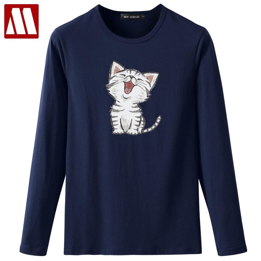 5f20a625b0b 2019 New Cotton T-shirt Men  Women 3D Print Meow Black White Cat Hip Hop  Cartoon TShirt Summer Tops Tees Fashion 3D Basic shirts