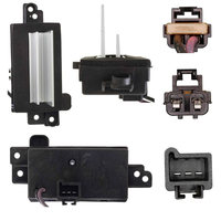 1Pc New Blower Motor Resistor Front for GMC 4P1516 89018964 CSL2017