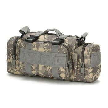Multipurpose Outdoor Militaire Tactische Heuptas Waterdichte Oxford Stof Camping Wandelen Pouch Pack Tassen B2Cshop