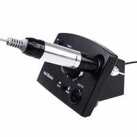Pro Nail Araçları 30000 RPM Elektrik Nail Matkap Makinesi Manikür Matkaplar Aksesuar Akrilik Tırnak Matkap Dosya Matkap Uçları Pedikür Kiti