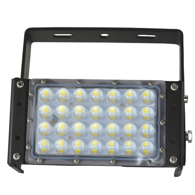 LED Floodlight Outdoor Lighting Lamp LED 56W Street Tunnel Light AC85-265V