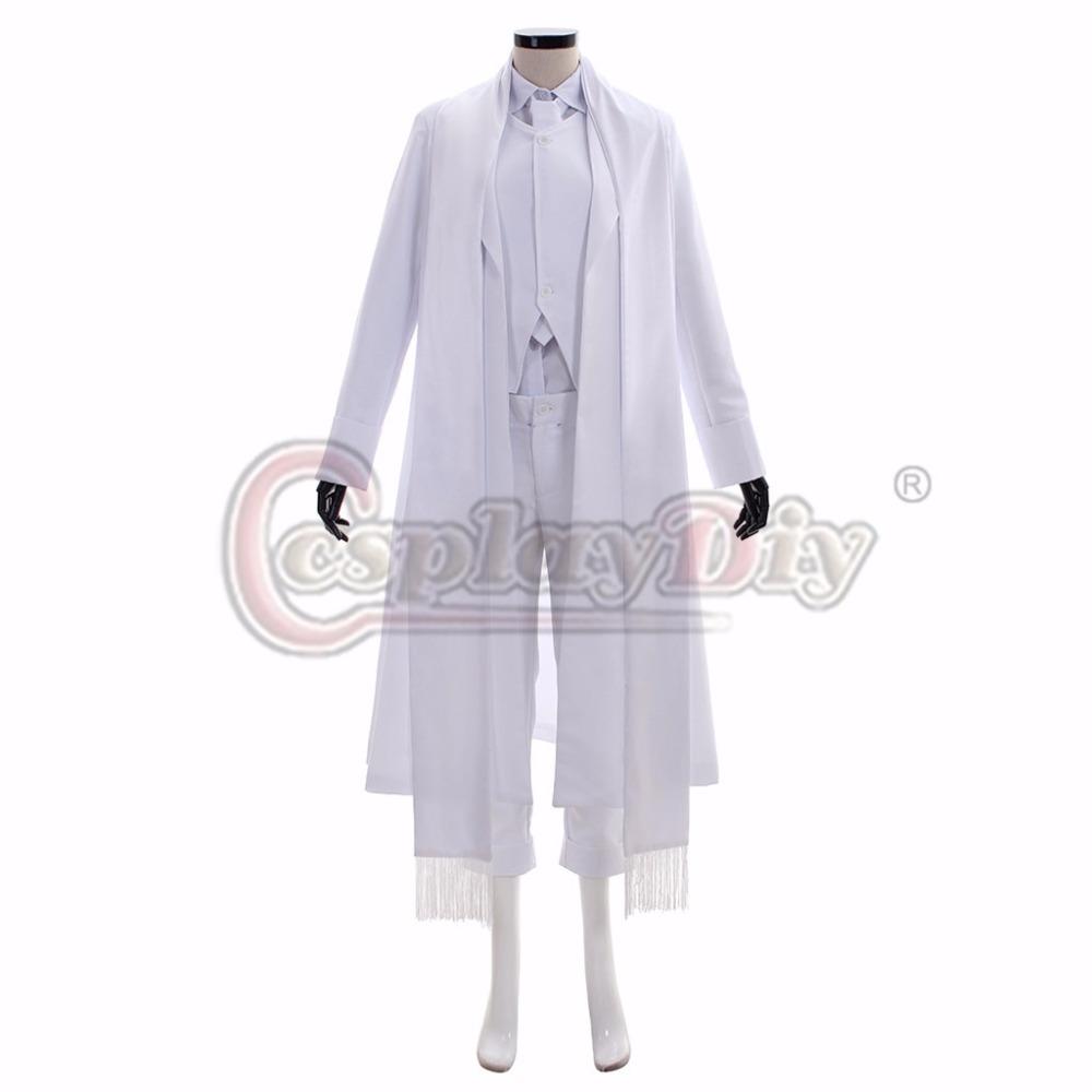 Cosplaydiy Anime Caballero es magia Echevarria Ernesti Cosplay traje de Halloween  para adultos traje de cualquier tamaño L320USD 78.29 piece 447fe37ace7a