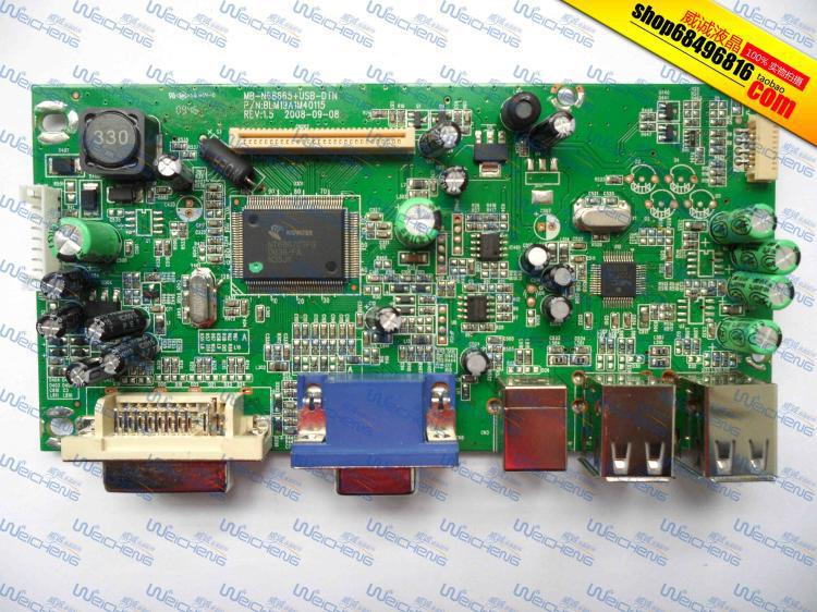 Free Shipping>BLM19A1M 40115 OSP-XLM19A1160003 logic board driver board-Original 100% Tested Working free shipping i bm 6653 t545h logic board 6870t355a12 driver board original 100