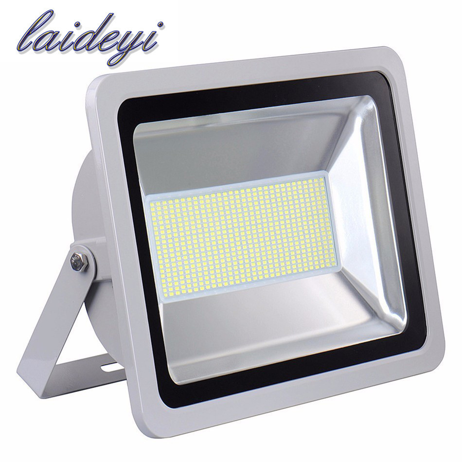 1 stk 300W 220 LED Floodlight udendørs lys 20000LM 600LED SMD5730 Floodlights For street Square Garden Spotlight Outdoor Wall