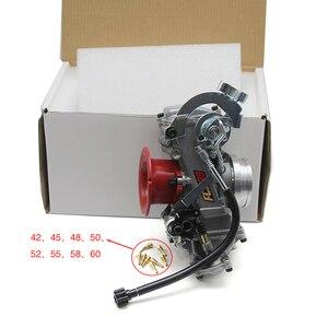 Image 2 - ZSDTRP FCR28 31 33 35 37 39 41mm FCR Keihin קרבורטור FCR39 עבור CRF450/650 FS450 Husqvarna450 KTM מנועים מירוץ טוב כוח