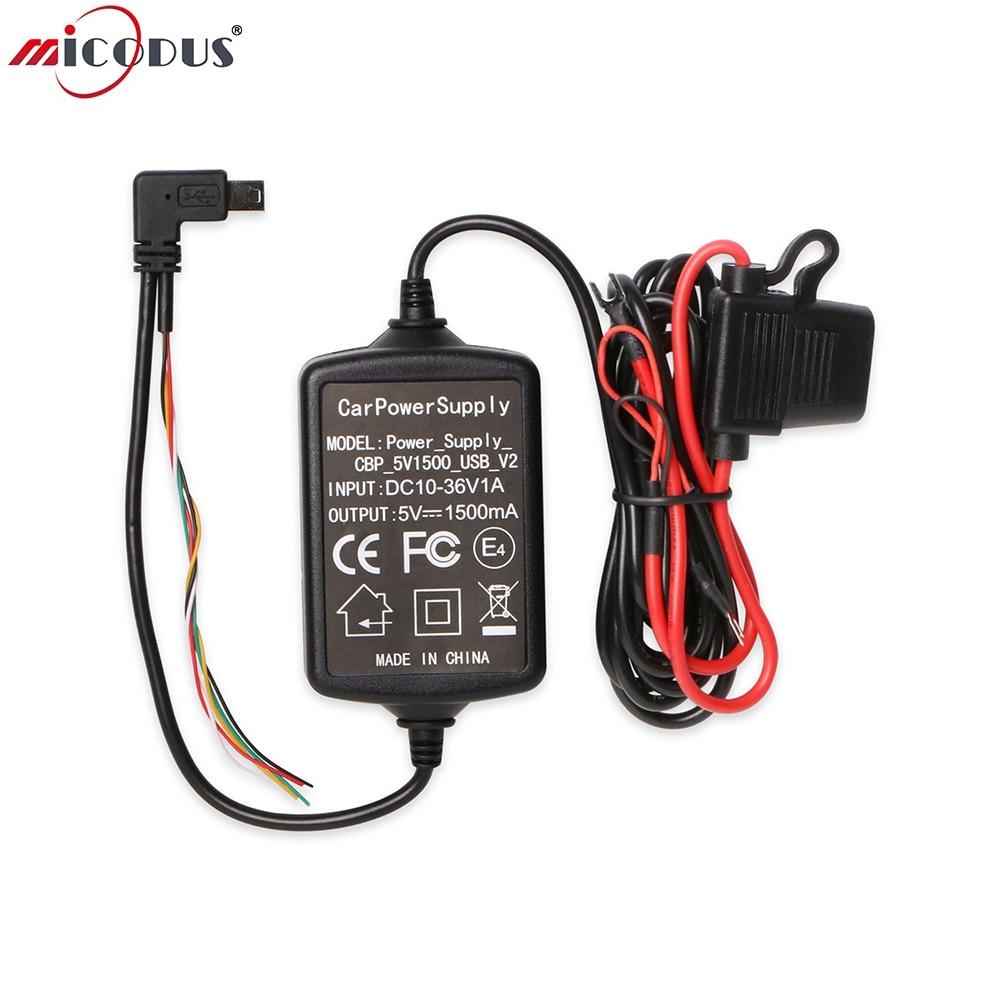 Car Battery Power Supply CBP 5V1500 USB V2 Output : 5V/1.5A Input: DC 10-36V For Quecink GL300 GL300VC GL300W GL3028W цена и фото
