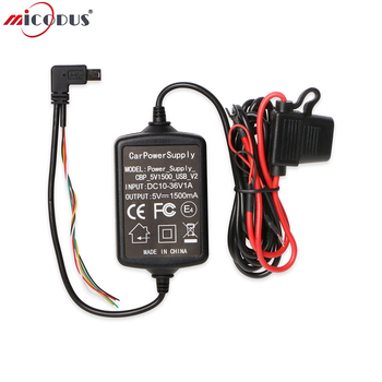Car Battery Power Supply CBP 5V1500 USB V2 Output : 5V/1.5A Input: DC 10-36V For Quecink GL300 GL300VC GL300W GL3028W image