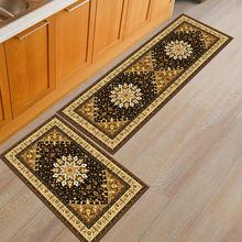 Европейский стиль плед Печатные Кухонные ковры Добро пожаловать