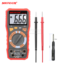 ФОТО hot sale dmm digital multimeters 20000 counts lcd backlight w/frequency & capacitance test mastech ms8265