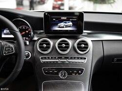 Ipoda Adapter do samochodu dla Mercedes-benz B C E CLA GLC GLE GLA kamera cofania wkładka sygnału