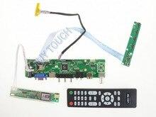 HDMI USB AV VGA ATV PC LCD Controller Board LVDS for 12.1′ 1024X768 HT12X21 CCFL Motherboard with 5-KEY Keypad Remote Control