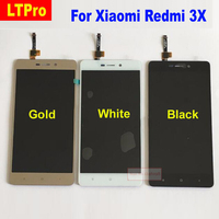 5 0 NEW LCD Screen For Xiaomi Redmi 3 X New Replacement Display Touch Screen Digitizer