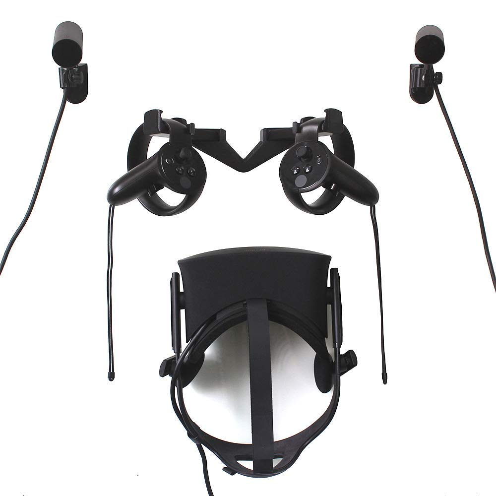 Vr Wall Hook Mount Stand For Oculus Rift Cv1 Touch