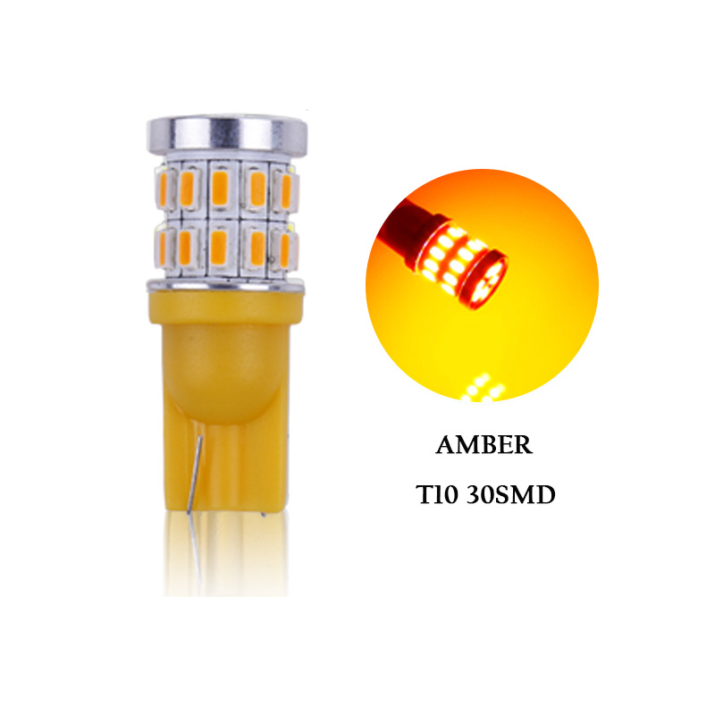 T10 30SMD Amber