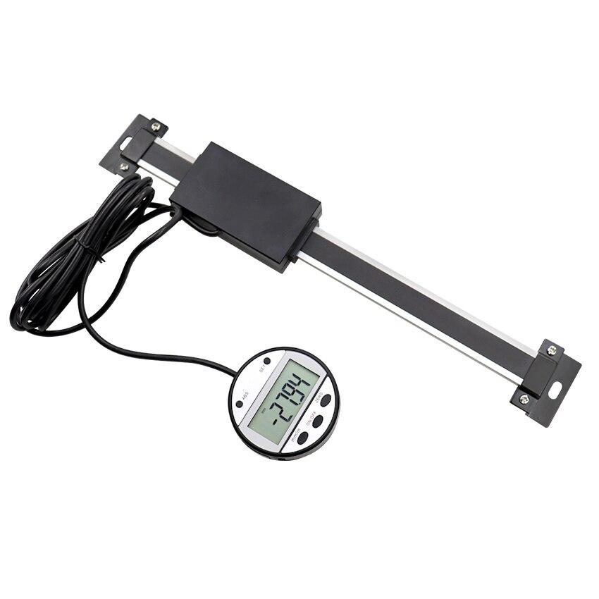 0 300 мм цифровые считывающие цифровые линейные весы с внешним дисплеем для Токарный станок Инструменты для измерения уровня Бесплатная дост