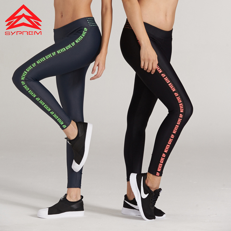 Yoga pants compression legging 2017 New Sports Running Gym Female Fitness Quick Dry streth Elastic breathable,1FP1002