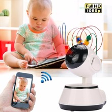 giantree Mini HD 1080P IP Camera 360 degree Baby Monitor Wireless WiFi Camera Surveillance Camera Night Vision Audio Video