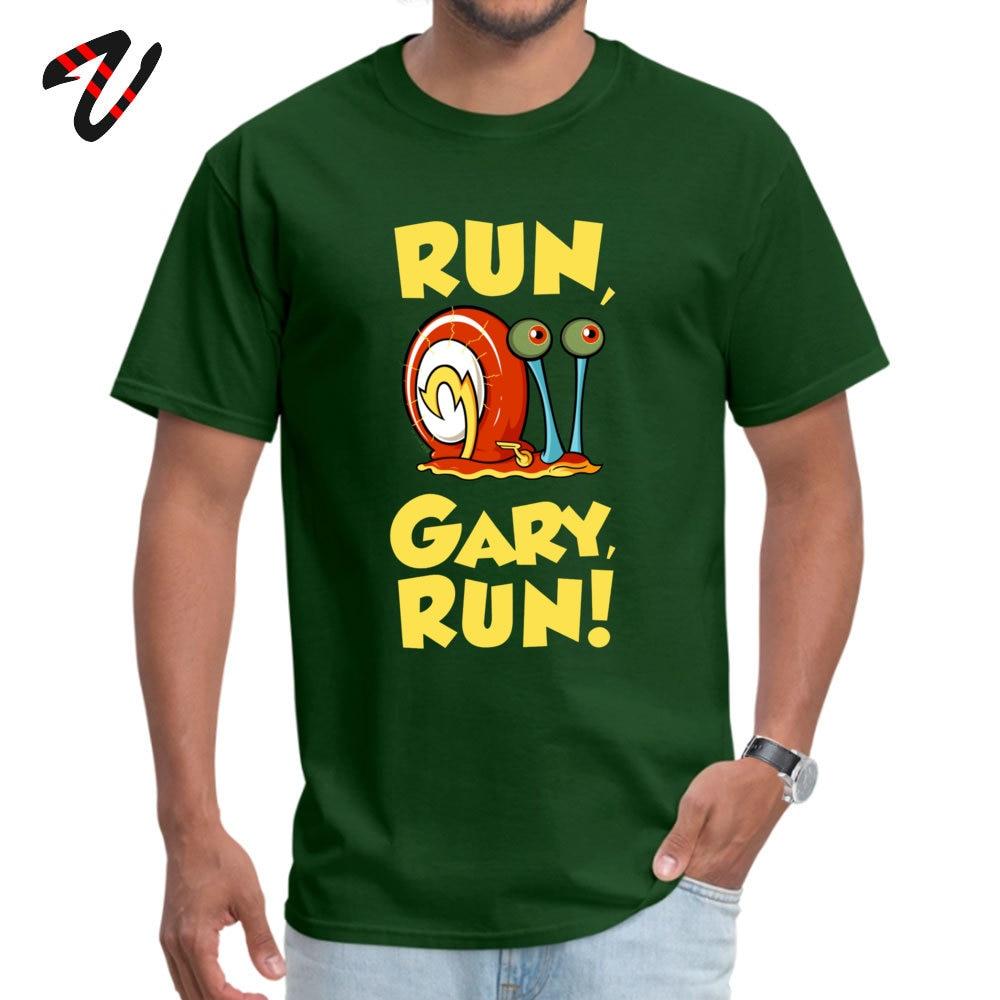 Run Gary RUN T Shirt Latest Round Collar Design Short Sleeve 100% Cotton Fabric Male T Shirts Hip hop Tops T Shirt Run Gary RUN 9540 dark