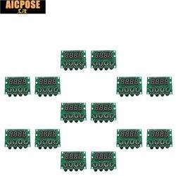 14 szt 54x3 w 18x12 w 24x12 w 12x12 w LED PAR płyta główna napięcie 12 36 V par led rgbw 4in1 prąd stały płyta główna 4/8 kanał w Oświetlenie sceniczne od Lampy i oświetlenie na