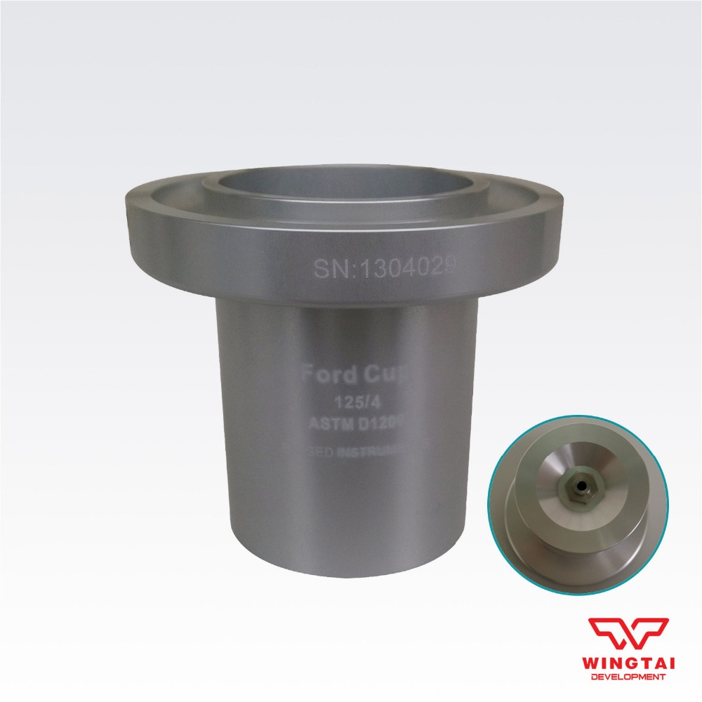 Ford Cup Viscometer Precise Paint Viscosity Cup Ford Flow Cup 2# ASTM D1200 тени seventeen тени для век компактные сатиновые silky shadow satin 232