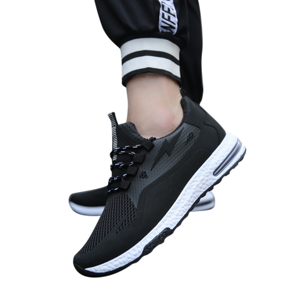 019 New Arrival trend Men trainers Comfortable men shoes sports running shoes for adult Outdoor Brands