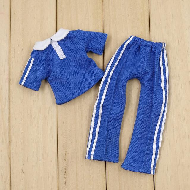 Neo Blythe Doll Sportswear