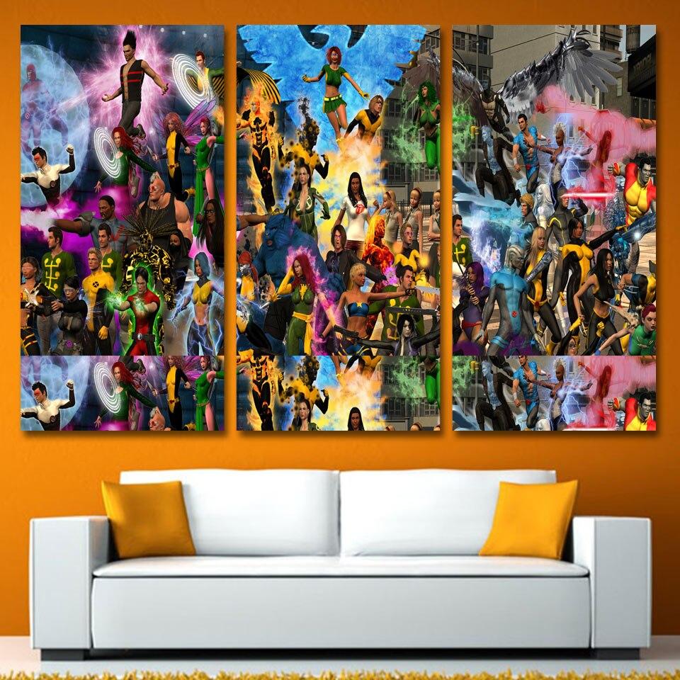 Power Rangers Bedroom Decor Online Buy Wholesale Power Art From China Power Art Wholesalers