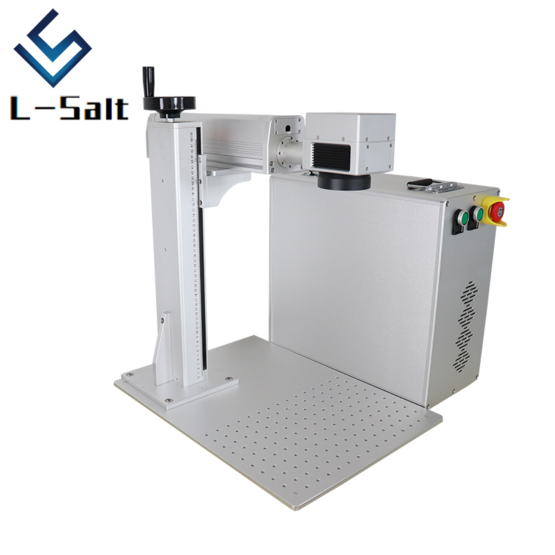 Laser Marking Software Cheap Jinan Jewelry  20W 30W 50W For Metal Nameplates