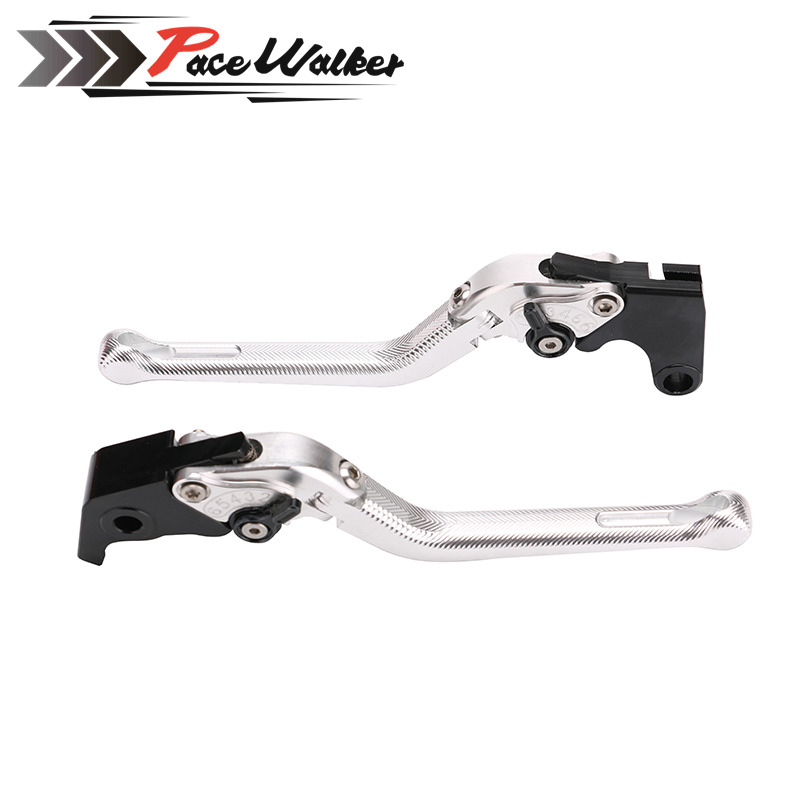 FREE SHIPPING Motorcycle CNC Short Brake Clutch Levers For Yamaha YZF R6 1999 2000 2001 2002 2003 2004 R1 2002 2003 R6S FZ1 FAZE 6 colors cnc adjustable motorcycle brake clutch levers for yamaha yzf r6 yzfr6 1999 2004 2005 2016 2017 logo yzf r6 lever