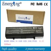 11.1 v coréia novas células bateria do portátil para dell 1525 1526 1545 1546 0gw240 rn873 ru573 312-0625