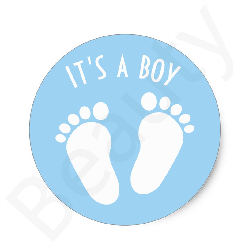 Boy Girl Baby Shower Birthday Party Gift Favor Thank You Stickers Set Sheet Labels Party Decoration Stickers For Handmade Items Party Favors Aliexpress