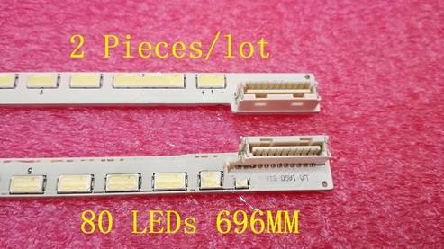 2 Pieces/lot For LED Strip 3660L-0376A 55