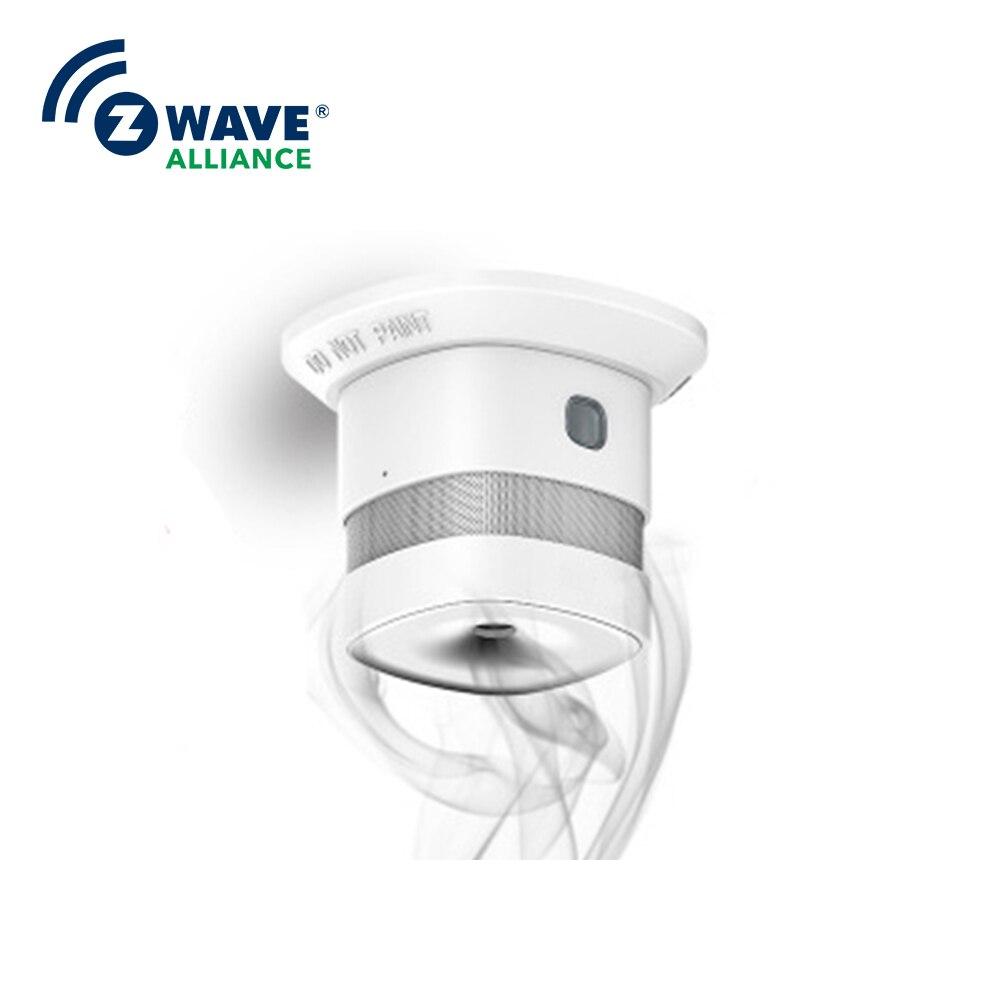 Système de surveillance de la fumée de l'alliance Zwave