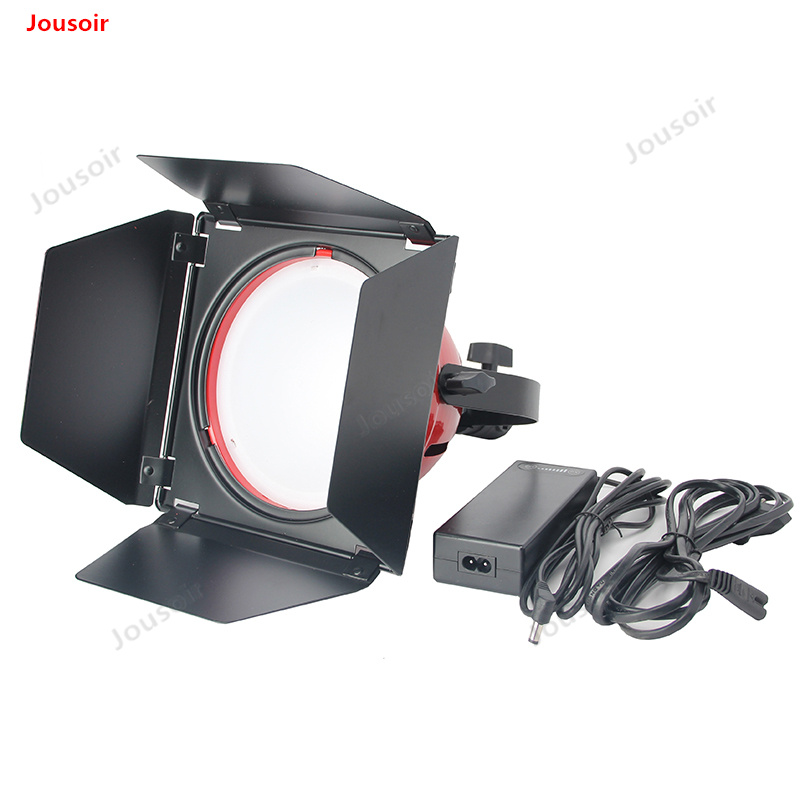 65w red headlights led always light fill light photography studio portable professional indoor photo shooting CD05 T03(China)