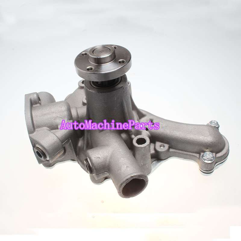 Water Pump AM881419 for John Deere 110 loader backhoe w/ 4TNE84-EJTLB цены